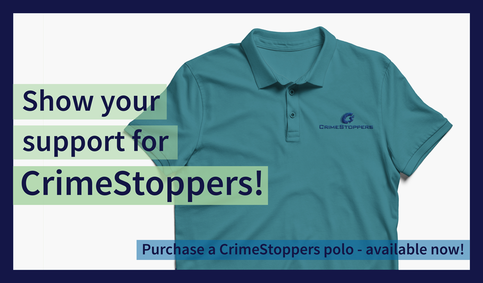 CrimeStoppers Polo Shirts